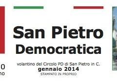 San Pietro Democratica, il Giornalino di San Pietro