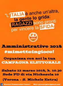 Volantino - #mimettoingioco