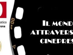 """Cineforum """"Il mondo attraverso una cinepresa"""""""