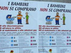 Manifesti contro unioni civili: a che titolo Benetti aderisce?