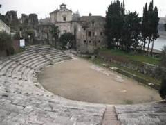 Una festa privata al Teatro Romano? Nessun problema, se c'è Mastercard…