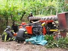 Ribaltamento dei trattori, basta morti sul lavoro