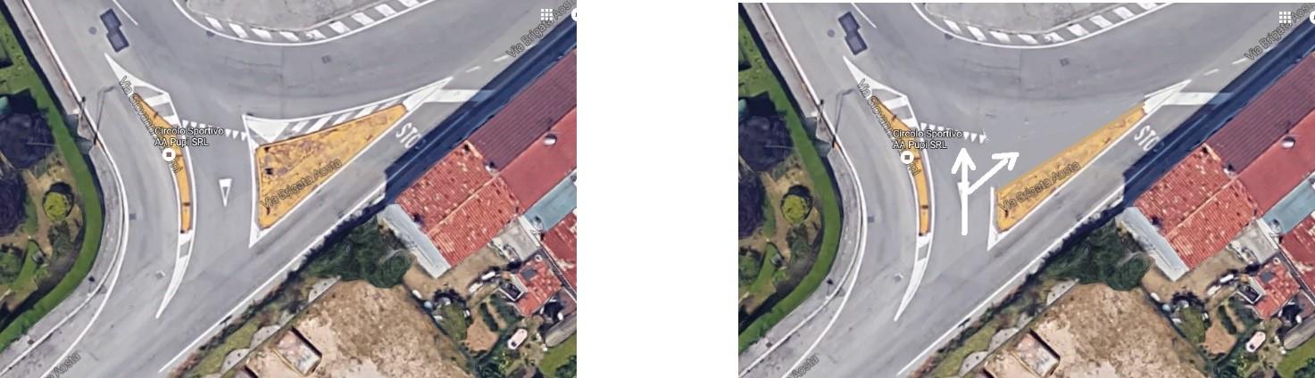 Svincolo tangenziale San Massimo: anche qui case e ...