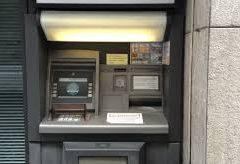 Bancomat mancante in quartiere Catena: buona alla quinta