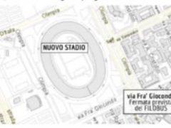 Sale a 1.200 firme la petizione contro il progetto del nuovo stadio Verranno depositate il giorno in cui si voterà la pubblica utilità