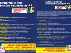 Le politiche per i minori nel Veneto