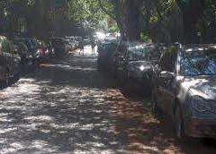 Ancora problemi al parcheggio di Bosco Buri – urgono interventi per migliorare la fruibilità del Parco